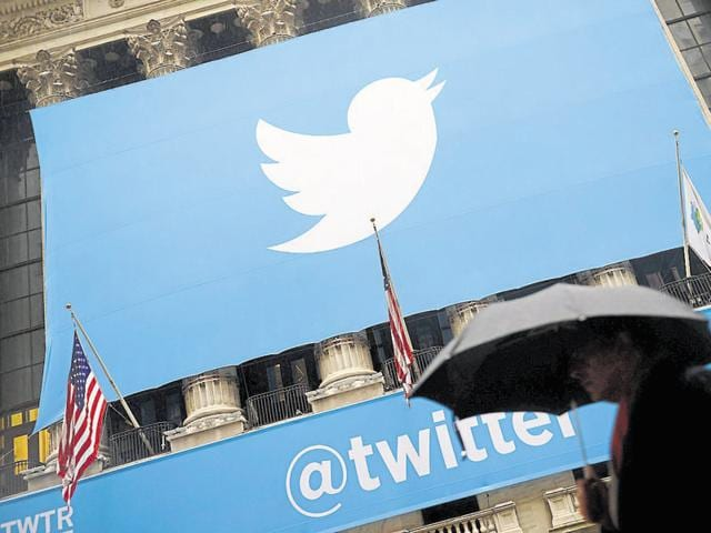 Twitter's service was disrupted due to an attack on a USservice provider.