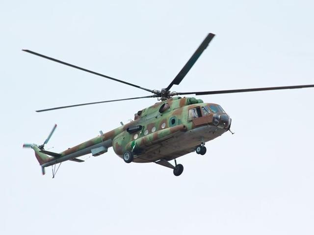 A similar helicopter crash outside the western Siberian town of Igarka last year claimed 15 lives.