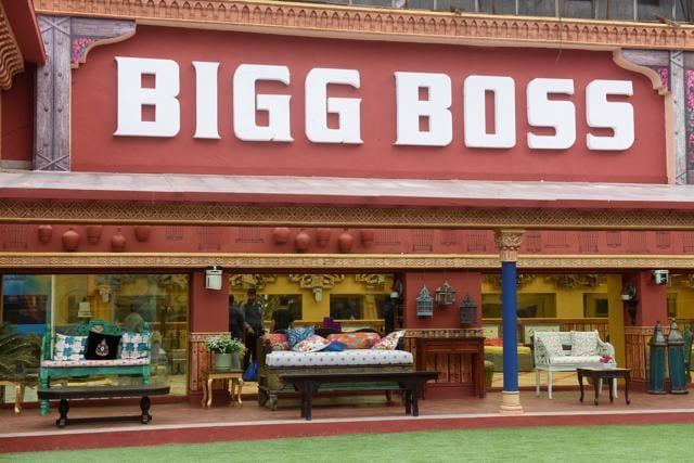 The Bigg Boss house of Season 10