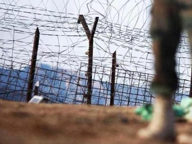 Constable Gurnam Singh received a bullet injury to his head on Friday when a Pakistani Ranger fired on his outpost in the Hiranagar area of Jammu. The BSF launched an aggressive offensive, killing a militant and seven Pakistani Rangers in retaliation.