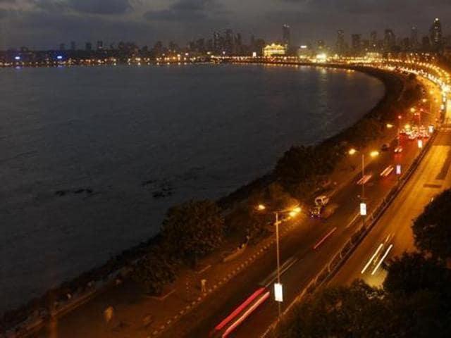 Mumbai,Coastal Road project,Survey begins