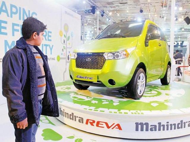 The company has completed its entry-level car portfolio with Reva models (the last one launched on Friday). It is yet to decide whether it should launch mid- or high-end cars.
