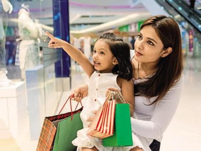 Involve kids when buying clothes for them as it can make the process exciting.