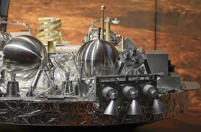 Nasa Mars orbiter,Schiaparelli probe,SpaceX