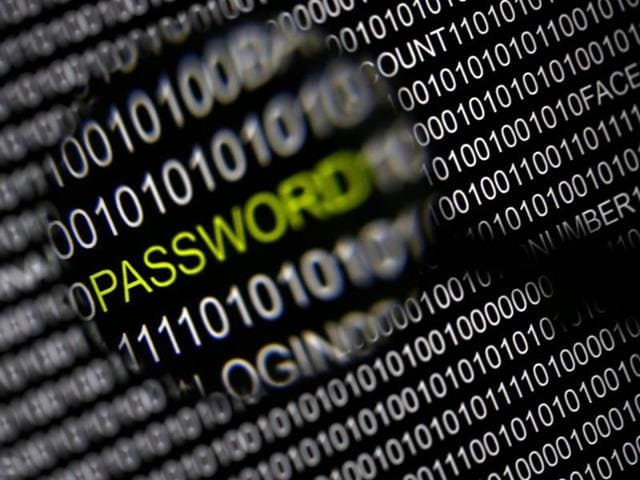 A senior State Bank of India official on Saturday said bank account passwords were compromised in a majority of cases of fraud transactions from compromised debit cards.(Reuters File Photo)
