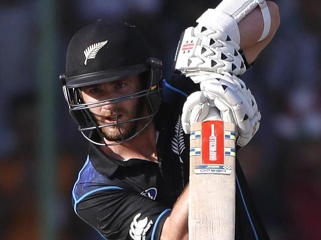 Kane Williamson,India vs New Zealand,Mohali ODI