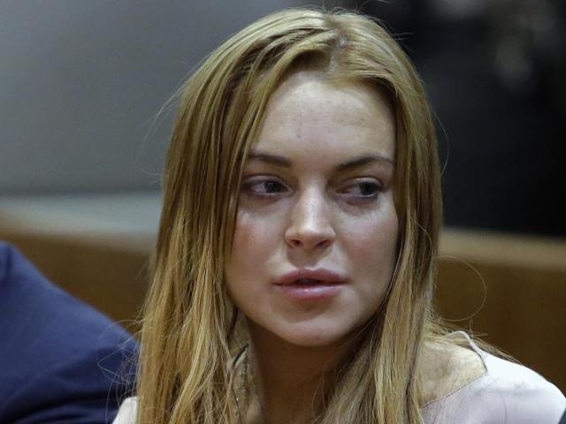 Is Lindsay Lohan Facing Bankruptcy Amid Allegations Of Theft