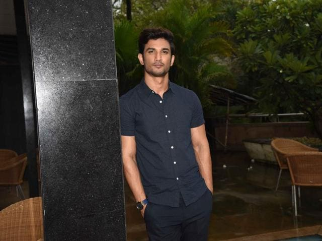 Sushant Singh Rajput recently took time out to deliver a lecture at a city college.