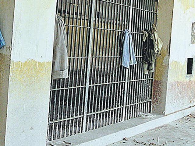 Delhi jails