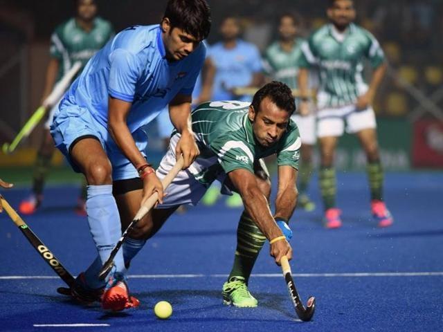 India vs Pakistan,Asian Champions Trophy,India Hockey
