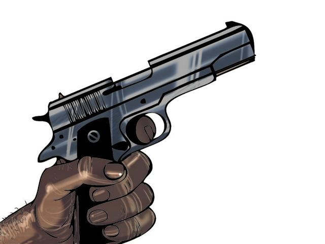 The Vile Parle police have found a bullet casing at the spot.