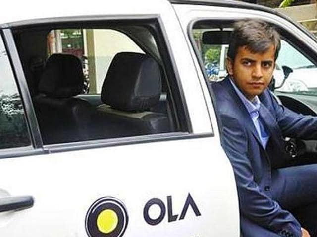 ola cabs,car theft,mumbai