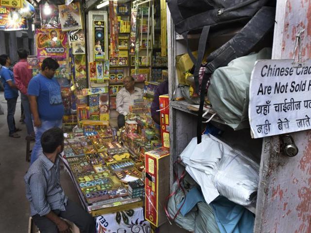 Chinese crackers,India-made crackers,Diwali
