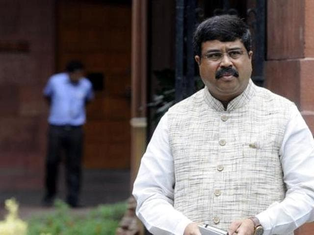 Oil minister Dharmendra Pradhan nudged the states to agree on bringing all petroleum products under the GST regime.