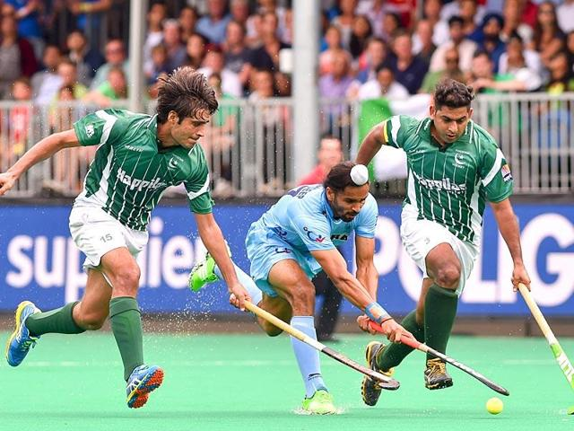 The Asian Champions Trophy match between India and Pakistan will be their 166th international match