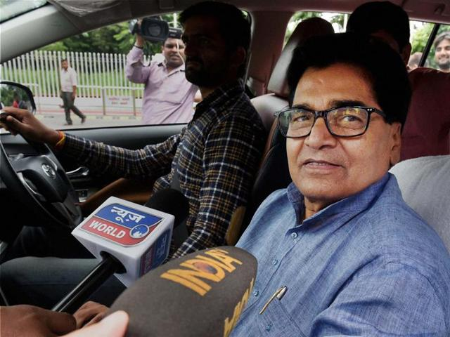 Yadav family feud,Ramgopal Yadav,Samajwadi Party