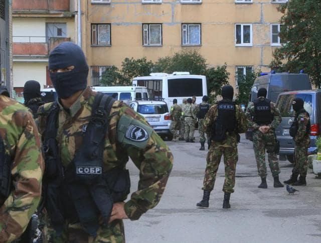 Russia,Russian militants,Caucasus