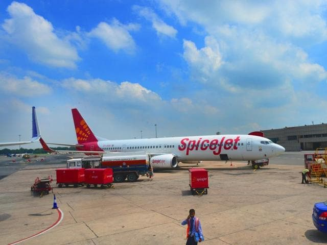 SpiceJet and GoAir planes were involved in a 'near miss' in the Goa airspace on Saturday.
