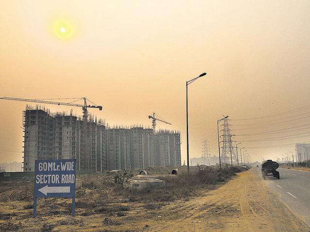 New Gurgaon,sector roads,gurgaon infrastructure