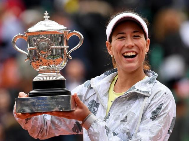 Garbine Muguruza,Tennis,French Open