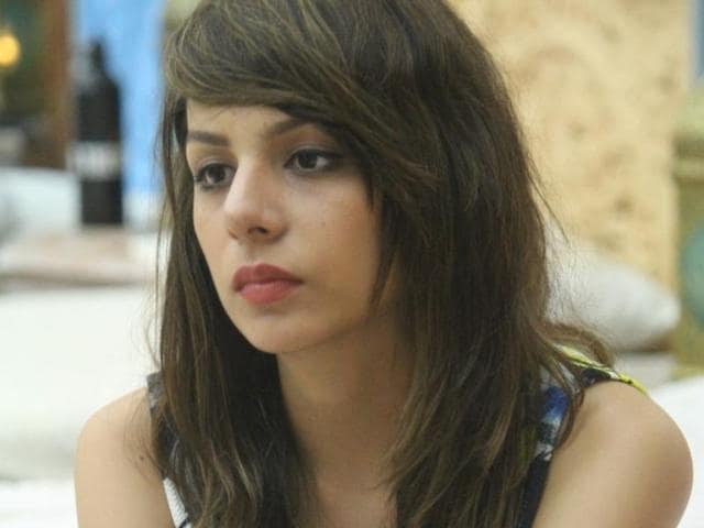 Nitibha is desperate to make her presence felt inside the house. (Colors TV)