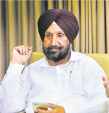 Image result for sukhjinder randhawa mla