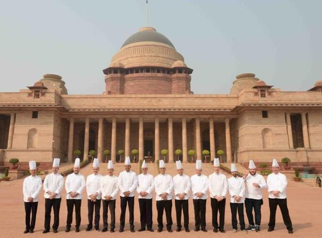 Eighteen chefs of heads of states from across the world have come to India together for the first time.