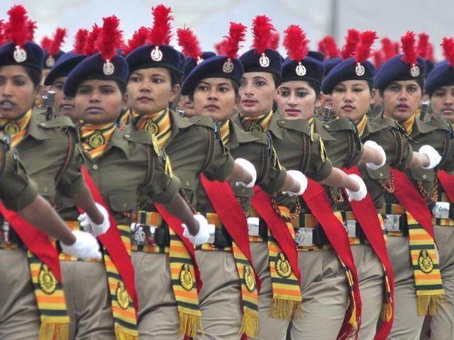 ITBP,Women Troops,Sino-India frontier
