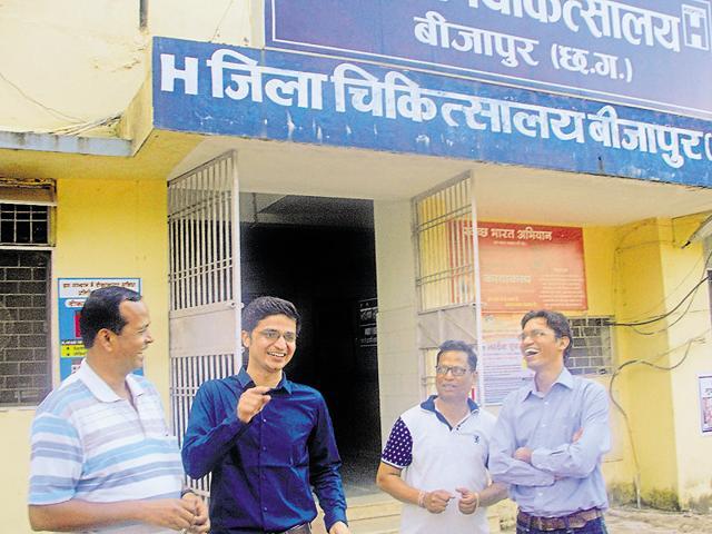 Chhattisgarh,Maoist-affected areas,Chhattisgarh doctors