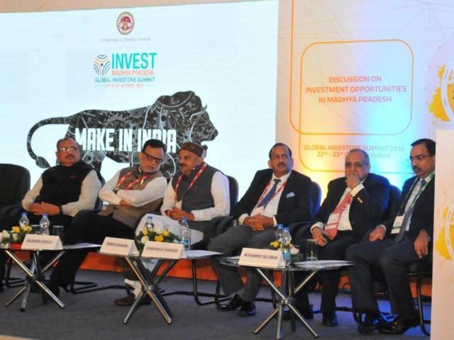 Global Investors Summit,Madhya Pradesh,Indore