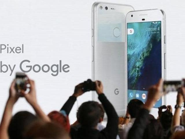 The 5-inch Rs 57,000 Pixel and 5.5-inch Rs 67,000 Pixel XL will be available in black and silver colours with attractive EMI options.