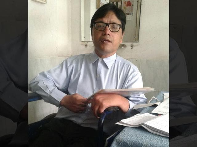 Peace campaigner,motivational speaker,Sagar Parasari
