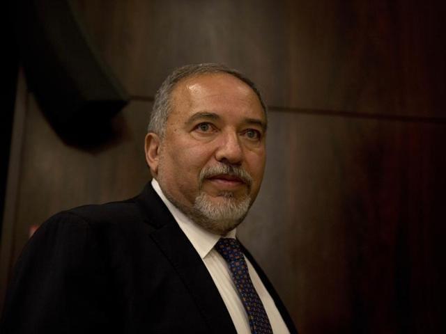 Israel,Gaza,Defence Minister
