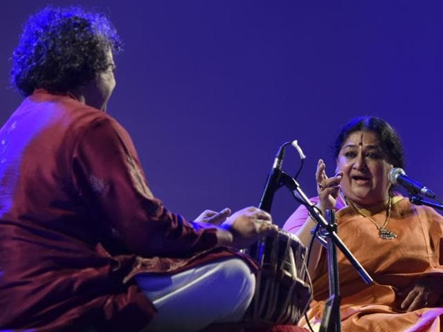 Shubha Mudgal,Singer,Classical music