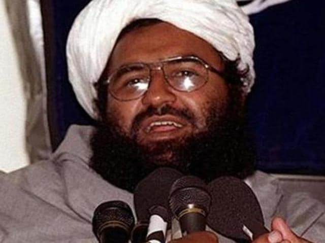 "Head of the Jaish-e-Mohammed, Masood Azhar is believed to be in the ""protective custody"" of security agencies since India blamed the JeM for a terror attack on Pathankot airbase in January."
