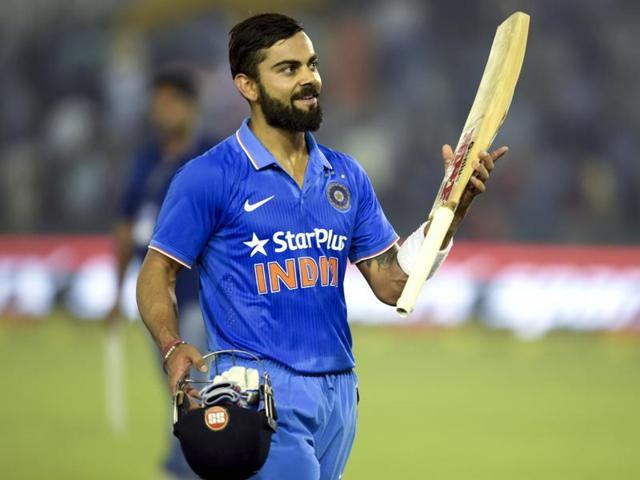 India vs New Zealand ODI series,Virat Kohli,MS Dhoni