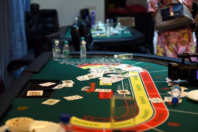 Singapore gambling ad