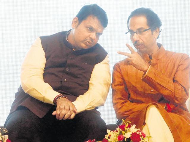 Devendra Fadnavis,Shiv Sena,Maharashtra