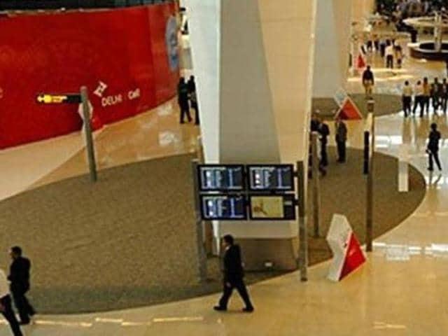 File photo of the IGI Airport in New Delhi.