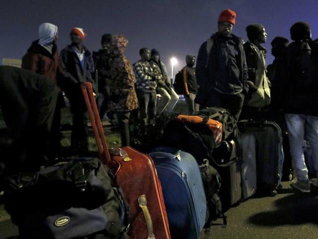 Calais camp closure,Calais,Europe migrant crisis