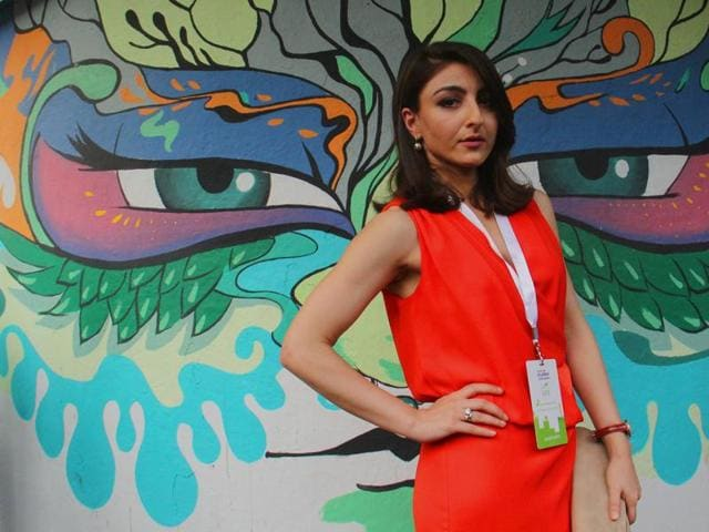 Soha Ali Khan says she and husband, actor Kunal Kemmu don't have plans for starting a family currently.