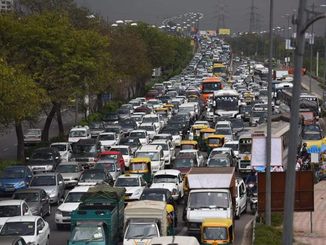 In winter, vehicles contribute 25% to PM2.5 which could be above 35% at some places, according to a study conducted by IIT  Kanpur.