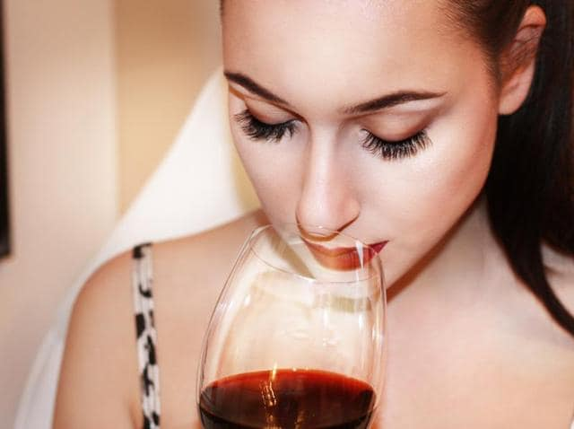 According to the study, women are catching up with men in terms of their alcohol consumption and its impact on their health.