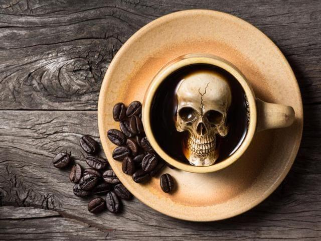 caffeinated drinks,caffeine,cocaine