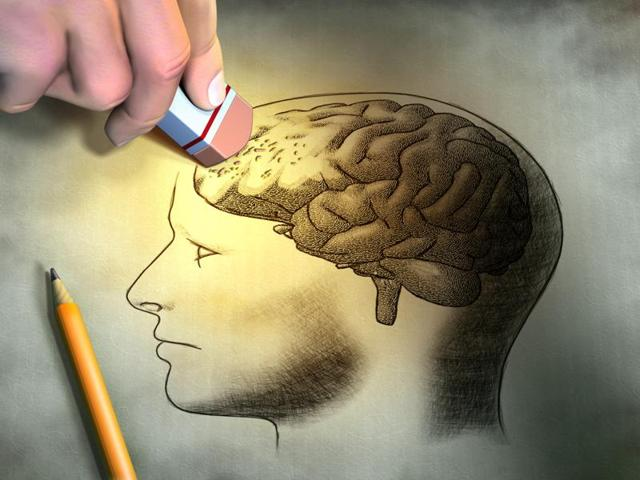 Linking the change in brain folding to the tension on the cerebral cortex - the outer layer of neural tissue in our brains - the study found that as we age, the tension on the cortex appears to decrease.