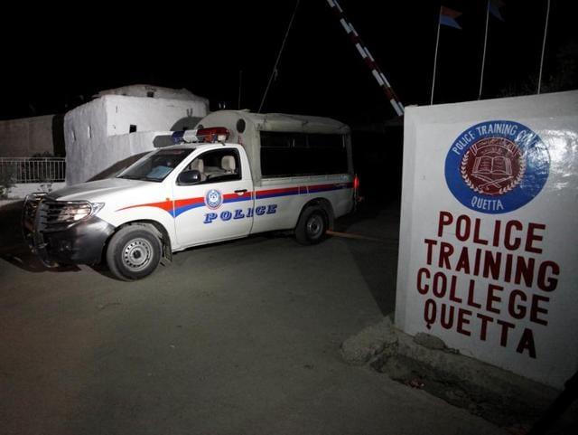 Quetta militant attack