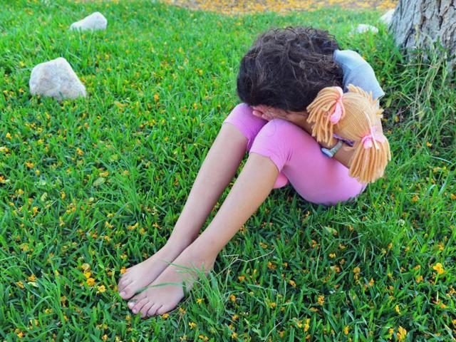 Post-traumatic stress disorder,Children,Kids