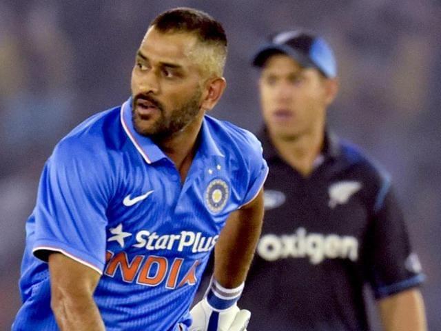India vs New Zealand ODI series,Ranchi,MS Dhoni