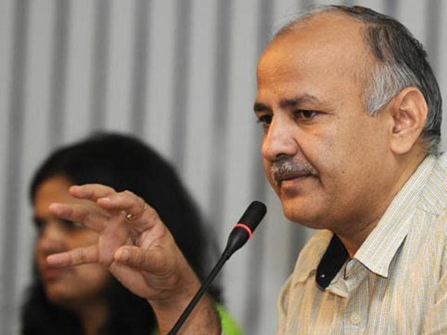 HRD Ministry,Education Ministry,Manish Sisodia