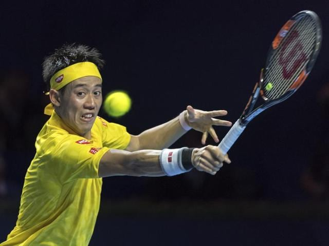 Nishikori lost in the final to Roger Federer in 2011.